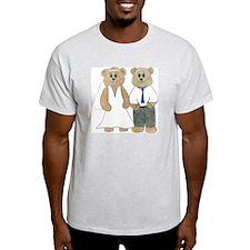 Wedding Bears T-Shirt