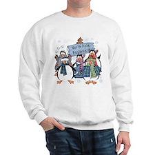North Pole Penguins Sweatshirt