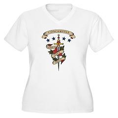 Love Concertina T-Shirt