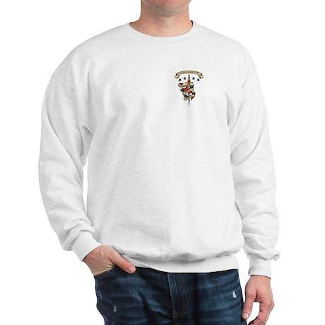 Love Concertina Sweatshirt