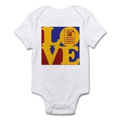 Archives Love Infant Bodysuit