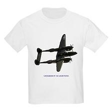Lockheed P-38 Lightning T-Shirt
