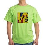 Appraisals Love Green T-Shirt