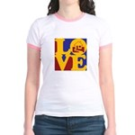 Appraisals Love Jr. Ringer T-Shirt