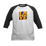 Appraisals Love Kids Baseball Jersey