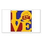 Appraisals Love Rectangle Sticker 50 pk)