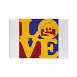 Appraisals Love Rectangle Magnet