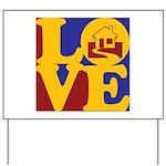 Appraisals Love Yard Sign