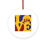 Appraisals Love Ornament (Round)