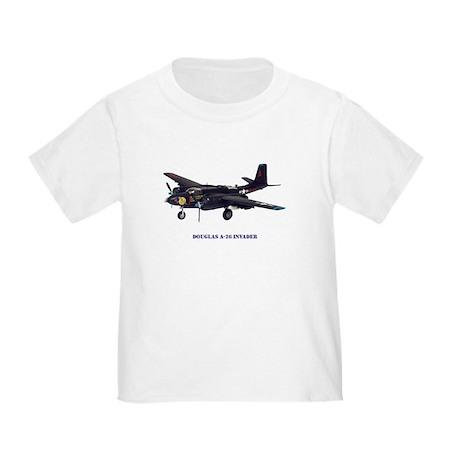 Douglas A-26 Invader #2 Toddler T-Shirt