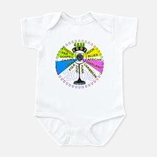 Jazz Fest 2009 Infant Bodysuit