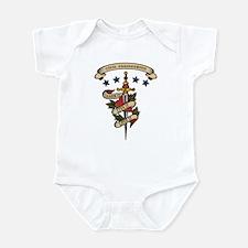 Love Civil Engineering Infant Bodysuit