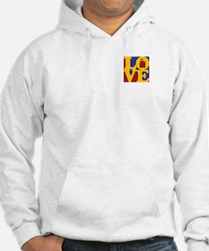 Administrative Assisting Love Hoodie