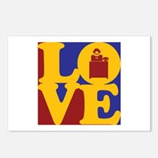 Administrative Assisting Love Postcards (Package o