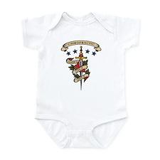 Love Chiropractic Infant Bodysuit