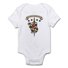 Love Chemical Engineering Infant Bodysuit