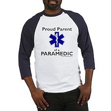 Parent of a Paramedic Baseball Jersey