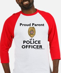Parent of a Police Officer Baseball Jersey