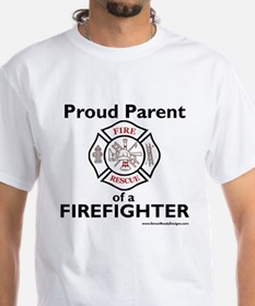 Parent of a Firefighter Shirt