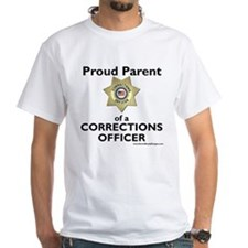 Parent of a Corrections Officer Shirt