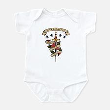 Love Cardiology Infant Bodysuit