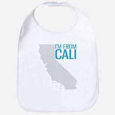 "DIG CAL I""M FROM CALI Bib"