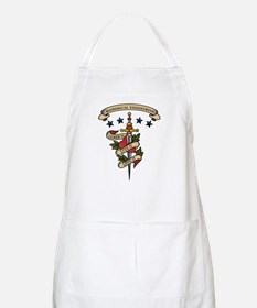 Love Biomedical Engineering BBQ Apron