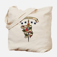 Love Biology Tote Bag