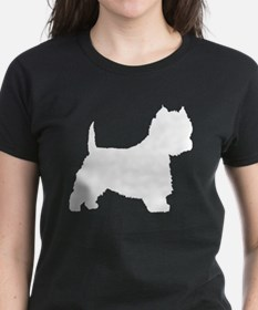 West Highland Terrier Tee