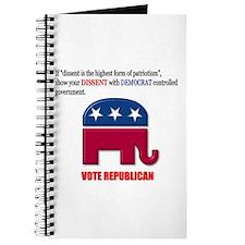 Dissent Vote Republican Journal