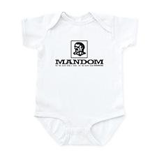Mandom Infant Bodysuit