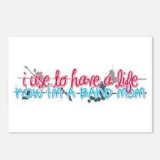 I use to have a life... Postcards (Package of 8)
