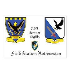 Field Station Rothwesten Postcards (Package of 8)