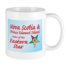 Nova Scotia & Prince Edward I Small Mug