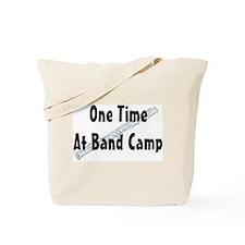 Band Camp Tote Bag
