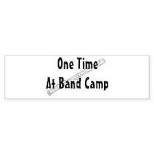 Band Camp Bumper Sticker (50 pk)