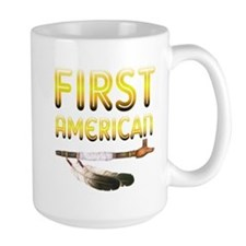 First American Mug