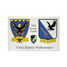 Field Station Rothwesten Fridge Magnet