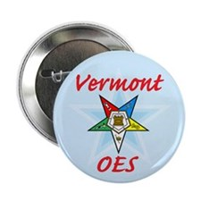 """Vermont Eastern Star 2.25"""" Button (10 pack)"""