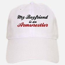 Boyfriend is Armwrestler Hat