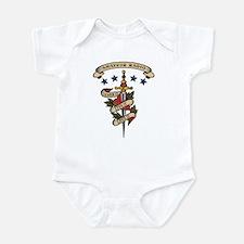 Love Amateur Radio Infant Bodysuit