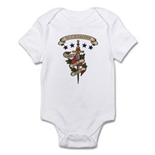 Love Accounting Infant Bodysuit