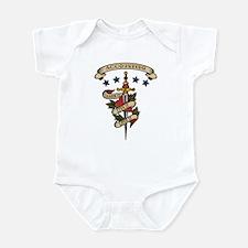 Love Accounting Infant Bodysuit