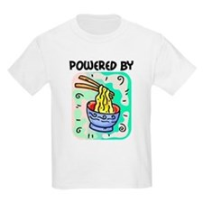Powered by Noodles T-Shirt