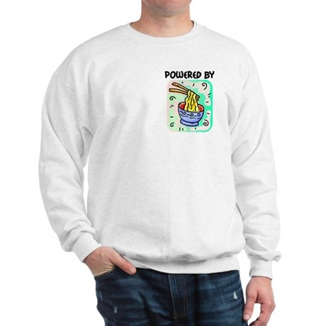 Powered by Noodles Sweatshirt