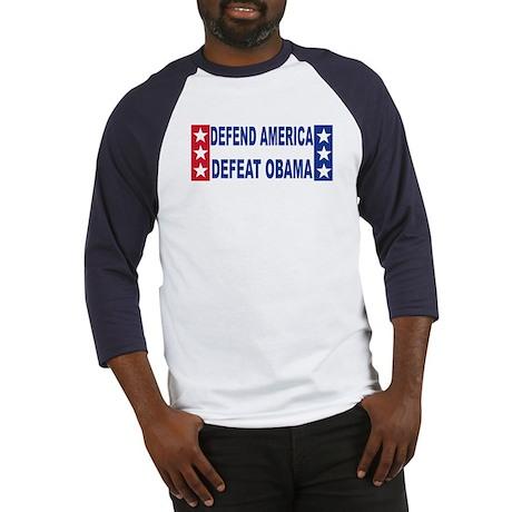 Anti obama Baseball Jersey