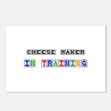 Cheese Maker In Training Postcards (Package of 8)