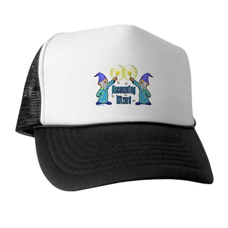Accounting Wizard - Trucker Hat
