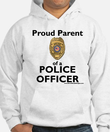 Parent of a Police Officer Jumper Hoody
