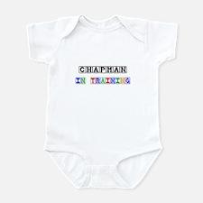 Chapman In Training Infant Bodysuit